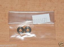Tamiya 9805672/19805672 840 Ball Bearing (2 Pcs.) (TRF501/TRF415/DB01/FF03), NIP