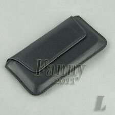 super thin Leather Cover Sleeve Pouch Holster Case for iPhone 5S,iPhone 5C