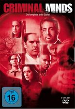Criminal Minds - Staffel 3 - DVD *NEU*