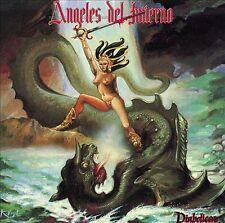 rare CD 80's LOS ANGELES DEL INFIERNO al otro lado del silencio PRISIONERO junki