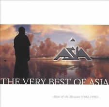 Heat of the Moment (1982-1990): The Very Best of Asia (CD, 2000) Geffen