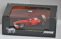 MATTEL 26748 26749 Ferrari model F1 cars Michael Schumacher Rubens Barrichello