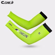 CHEJI Cycling Arm Warmer Bicycle Bike Cuff Sleeve Cover UV Sun Protection