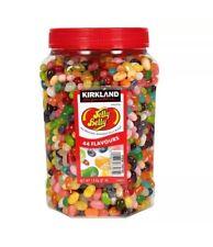 Kirkland Jelly Belly Jelly Beans 1.8kg Jar 44 Gourmet Flavours