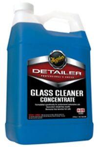 Meguiars Glass Cleaner Concentrate - GLASREINIGER KONZENTRAT(SILIKONFREI) D12001
