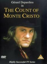 The Count Of Monte Cristo [DVD] By Gérard Depardieu,Ornella Muti.