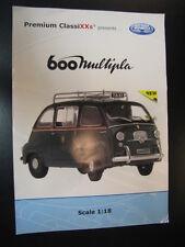 Brochure Premium Classixxs Fiat 600 Multipla 1:18