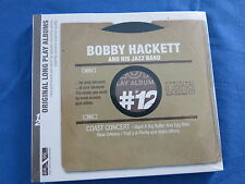 CD. Bobby Hackett and his Jazz Band. Coast Concert . Brand New & Sealed