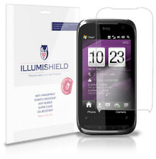 iLLumiShield Anti-Bubble/Print Screen Protector 3x for HTC Touch Pro 2 Verizon