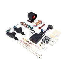 Remote Central Locking Kit Car Alarm For 2 Doors, immobiliser, Shock Sensor Set