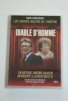 DIABLE D'HOMME  - DVD Teatro, Idioma Frances. NUEVO EN BLISTER
