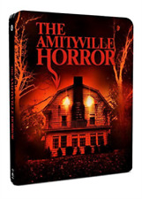 The Amityville Horror Limited Edition Steelbook (Blu Ray (UK IMPORT) BLU-RAY NEW