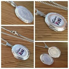 The VAMPS BOY  BAND GROUP Locket necklace