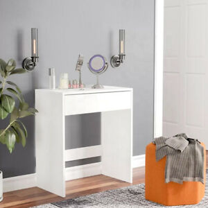 Computer Desk Wooden Dressing Table  Vanity Bedroom Furniture Office with Drawer