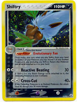 Shiftry 12/92 Holo Rare EX Legend Maker Pokemon Card NM+