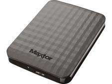 "Disco duro 1 TB - Maxtor M3, USB 3.0, 2.5"", Negro"
