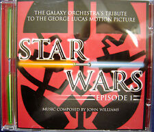 Star Wars Episode 1 - The Galaxy Orchestra's Tribute - CD Album