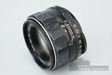 Asahi Pentax Super Takumar 55mm f/1.8 f1.8 Lens, M42 Screw Mount