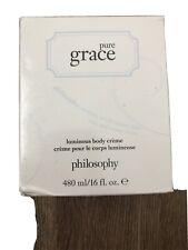 philosophy pure grace Luminous Body Cream 16oz
