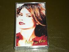 SHANIA TWAIN<>COME ON OVER<> Audio CASSETTE ~Canada. Tape *  314536003-4