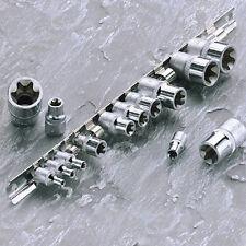 Kit 14 pezzi bussole Torx femmina Clarke International PRO372 1700778 sottili
