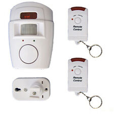 Outdoor Driveway Wireless Alert Secure Motion Sensor Alarm Detector System Kit