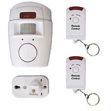 Outdoor Driveway Wireless Alert Secure Motion Sensor Alarm Detector System Kit