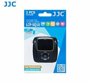 JJC LCP-SQ10 LCD Screen Protector Guard Film for FUJIFILM instax SQUARE SQ10