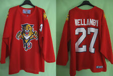 Maillot Hockey sur Glace Florida Panthers vintage ice jersey Scott Mellanby - XL
