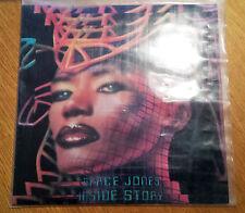 Schallplatten - Vinyl - Grace Jones Inside Story LP, 1986