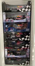 Konvolut aus 7 Modellen von Sebastian Vettel 1:18 Formel 1 Red Bull