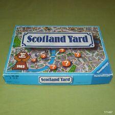 Scotland Yard Ravensburger Spiel des Jahres 1983 ab 10 Jahren  Top!