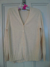 NEW johnlewis 16 cardigan wool mix soft as cashmere superstylish beautiful smart
