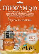 EKEL Ultra Hydrating Essence Mask Korean Masksheet cosmetics COENZYM Q10 1 pcs