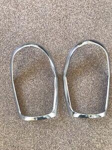 Mercedes Benz W108 Bosch Headlight Bezals