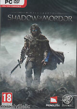 Middle Earth Shadow of Mordor PC works Win 7 8 10 Brand New Sealed Fast Shipping