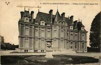 CPA Neuvy-sur-Barangeon Chateau de St-Hubert, facade Sud (613042)
