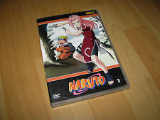 Naruto 3 Episode 11-14 Manga Anime Serie deutsch DVD sauber