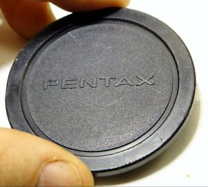 Pentax PK Camera Body Cap Dust cover Asahi Opt. Co. K1000 MX Super Genuine Japan