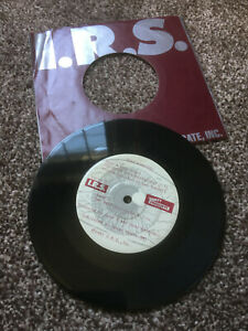 """Dead Kennedys Too Drunk to F* The Prey 7"""" Single Alternative Tentacles IRS Rare"""
