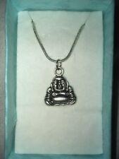 Collar colgante de Buda (2)