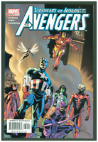 Avengers #79 VF/NM Marvel Comics 2004 Captain America & Scarlet Witch Cover