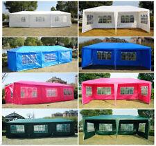 10 x 20'/10 x 30' Party Wedding Tent Outdoor Gazebo Canopy Tent w/ Sidewalls