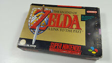 The Legend of Zelda A Link to the Past Super Nintendo SNES PAL Spiel OVP FAIR