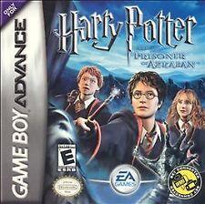 Harry Potter and the Prisoner of Azkaban (Nintendo Game Boy Advance, 2004)