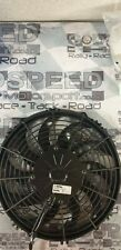 "Spal Axial Fan, VA09-AP8/C-54S, 12v (Push) 11.0"" (280mm) - Genuine Product"