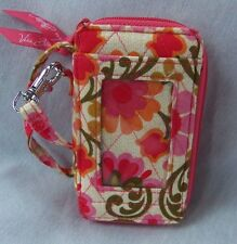 VERA BRADLEY ALL IN ONE WRISTLET FOLKLORIC RETIRED EXCELLENT CONDITION