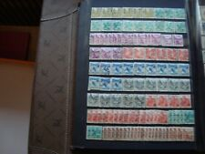 SUISSE - + de 100 timbres obliteres