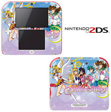 Vinyl Skin Decal Cover for Nintendo 2DS - Sailor Moon Pretty Guardian 2