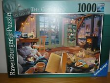 Ravensburger jigsaw..the cosy shed